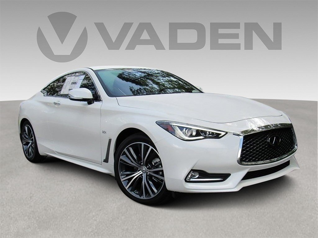 Infiniti Of Hilton Head >> New 2019 INFINITI Q60 3.0t LUXE AWD COUPE in Bluffton # ...